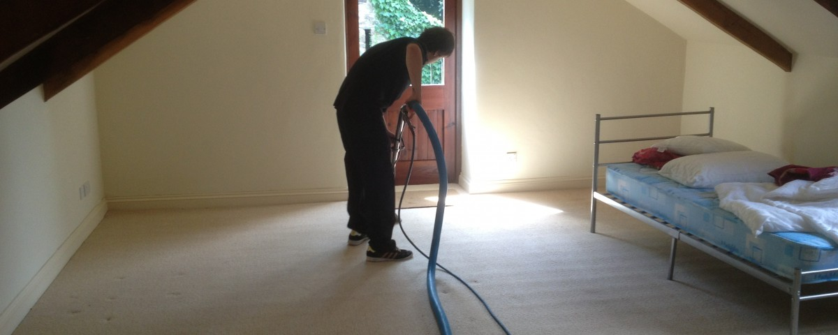 carpet cleaning in Plymouth