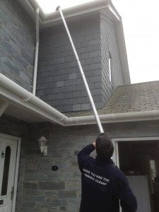 Gutter cleaning Plymouth