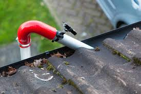 gutter cleaning in Plymouth